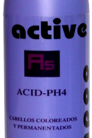 ACTIVE SHAMPOO - A5 Champú Ácido PH4 250 ml