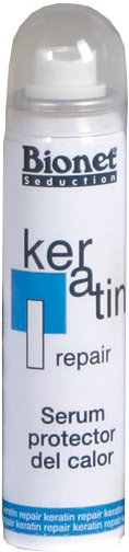 KERATIN REPAIR - Serum protector del calor