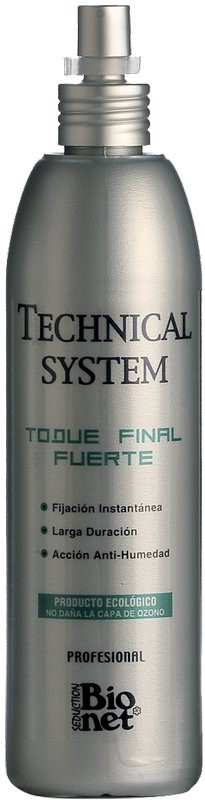 Technical System - Toque Final 300 ml